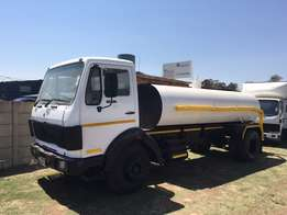 Mercedes Benz 14-17. 8000l Honey Sucker (Vacuum Truck)