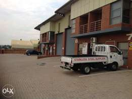 Stainless steel sheets and tubes in Middelburg.