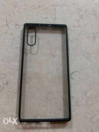 Samsung note 10 plus cases ( 5 used 2 new ) جدة -  4