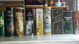 Awesome tins in good condition :: What a bargain and awesome in bar
