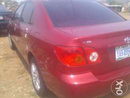Neatly Used 2005 Toyota Corolla Up for Grabs!