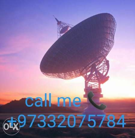 SD satellite dish TV fixing call
