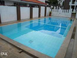 Modern brand new 3 bedroom rental apartment with pool, Nyali Mombasa