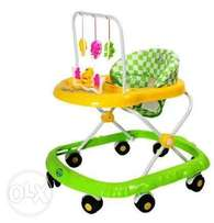 baby walker with musical effect
