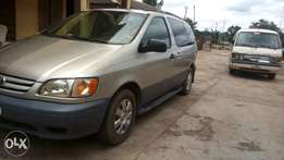 Toyota sienna at affordable price