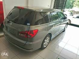 Nissan Wingroad Grey Colour