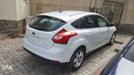 2012 Ford Focus Direct Tokunbo.
