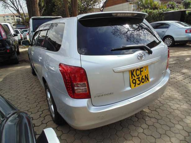 A very clean Toyota Fielder on sale Hurlingham - image 1