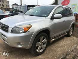 2007 Toyota registered Rav4