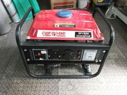 Quick sale Gasoline Generator & Battery Charger (1K.V)