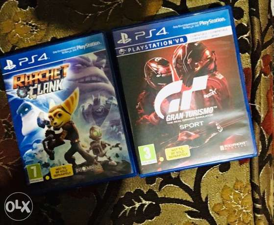 gran turismo/ratchet and clank