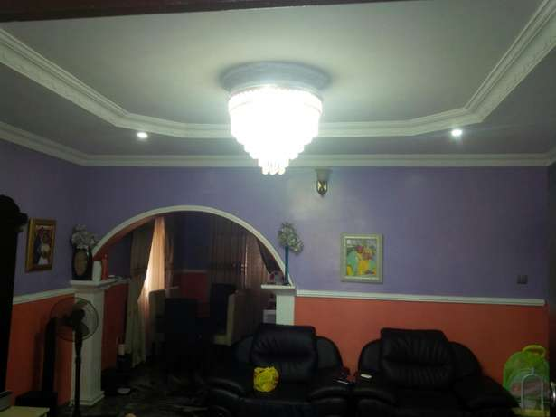 very nice serviced and furnished 2bedroom apartment Wuye - image 2