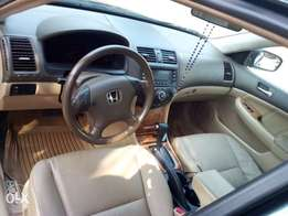 Price reduced 04 Used Honda accord(full option)