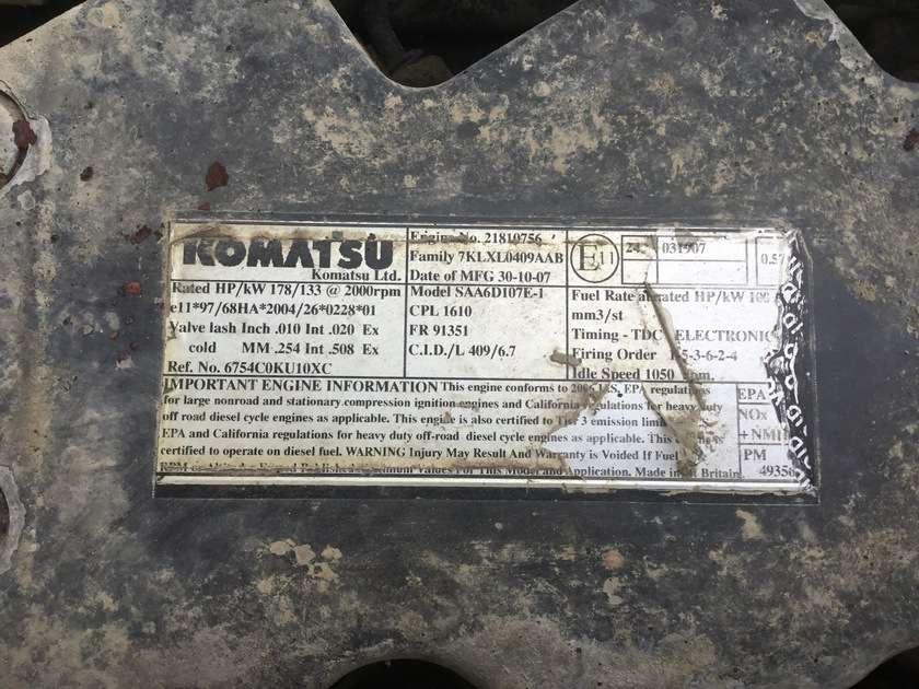 Komatsu Pc240lc-8 Long Reach - 2008 - image 7