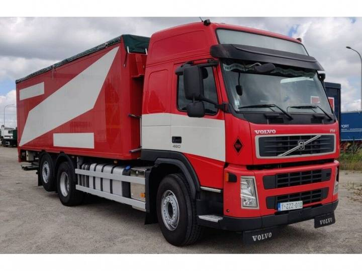 Volvo FM 460 6X2 WALKING FLOOR - 2019