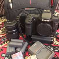 Canon EOS 50D USED with all accessories