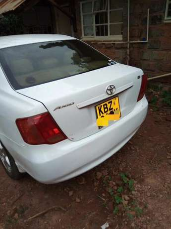Toyota Axio, KBZ, Very Clean, Lady Owner 720K Muranga Town - image 1