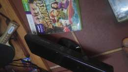 Kinect and Kinect adventures Xbox 360 for sale