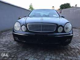 Direct Tok 2005 Mercedes Benz E500