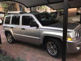 JEEP PATRIOT 2.0 CRD Limited For Sale - Mint condition