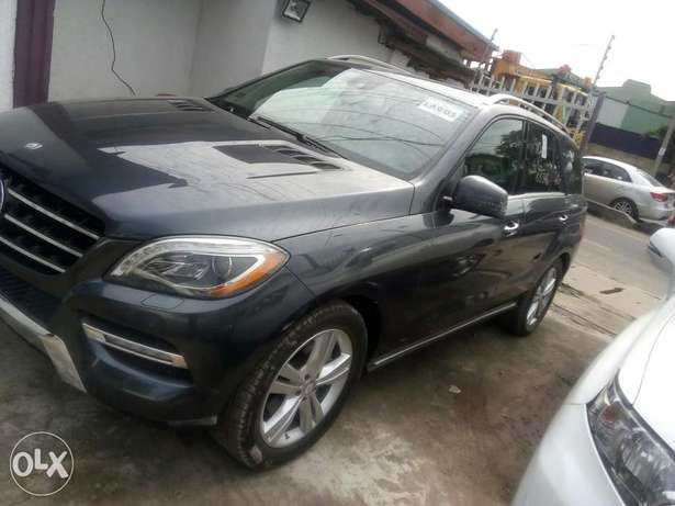Mercedes-Benz ML350 213 model direct tokunbo Ikeja - image 8