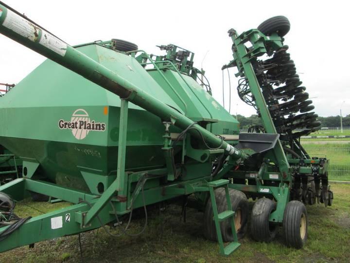 Great Plains 3510 air drill 2220 - 1999