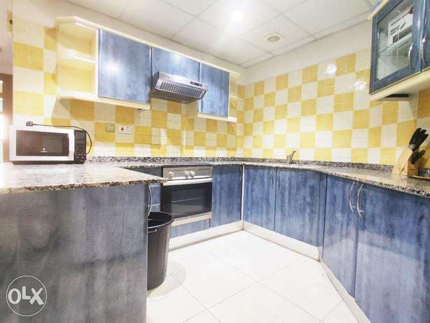 2bhk with internet and EWA 50 bd جفير -  5