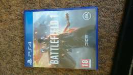 BF1 PS4 for sale or swop