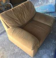 2 single seater couch