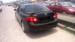 2009 Toyota Corolla America Xtra Sports (FOREIGN USED)
