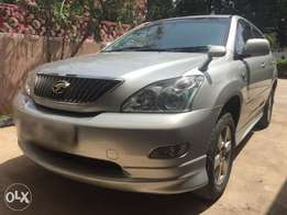 For sale 2007 Toyota Harrier 2.4 Petrol Auto
