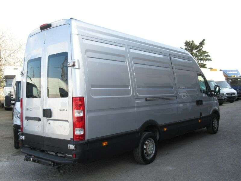 Niesamowite Iveco Daily 35S13 Euro 5 MAXI SuperHochdach - 2013 for sale   Tradus IV24