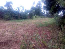 Quarter Acre on Sale in Karura Kanyungu - Mukui