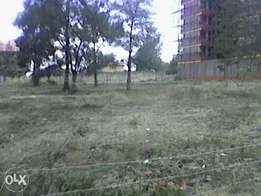 : A commercial(1/4) plot for sale in Ongata rongai Rimpa.
