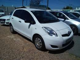 2011 Toyota Yaris 4 Door with full service history