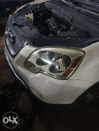 GMC Acadia 07-08 all parts available