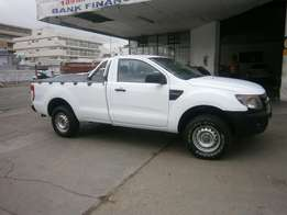 2012 Ford Ranger 2.2 Single cab bakkie