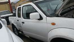 Nissan hard body 2006 model stripping for spares