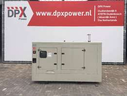 Iveco NEF45 - 70 kVA Generator - DPX-11073 - To be Imported