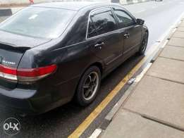 6months used honda accord eod