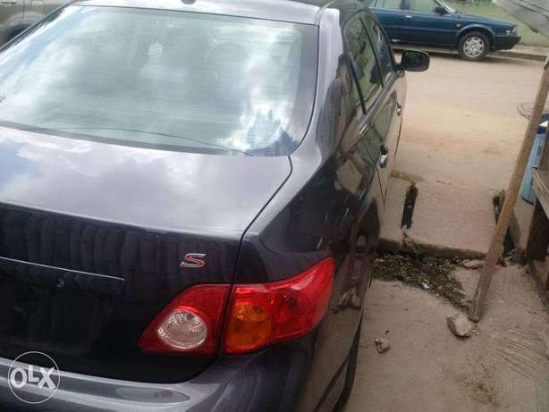 A very clean Tokunbo 2009 Toyota Corolla Sport Silver colour, Suru Lere - image 8