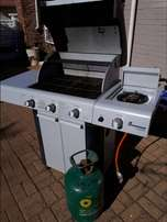 Gas braai in good condition