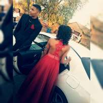 Matric Dance Dress For Hire
