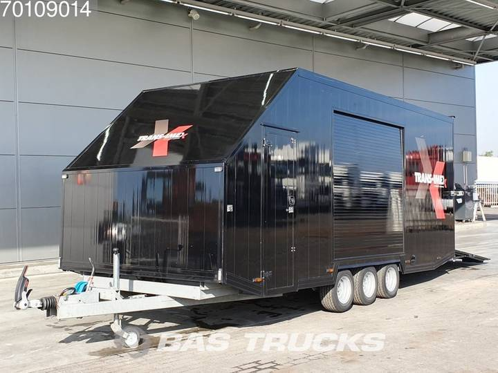 Kuiphuis K 12 Race-trailer Car-transport - 2016