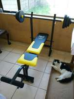 Everlast bench press for sale.