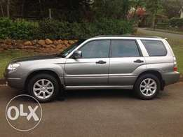 2008 subaru forester suv 2.5 xs for sale.