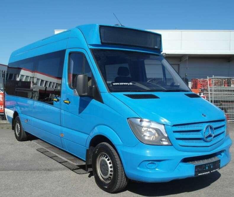 Mercedes-Benz 316 Sprinter CDI/11 Sitze/EURO 5/Klima/179181 KM - 2013