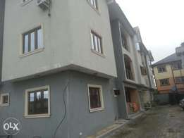 3 bedroom flat upstairs at mobil road