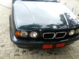 1994 BMW e34 530i for sale durban