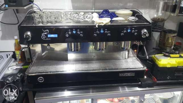 Coffee machine repair service and maintenance available